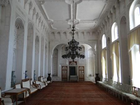 26. Sala tronului