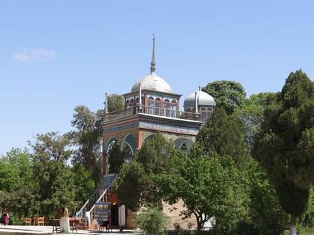 29. Pavilionul emirului de Buhara