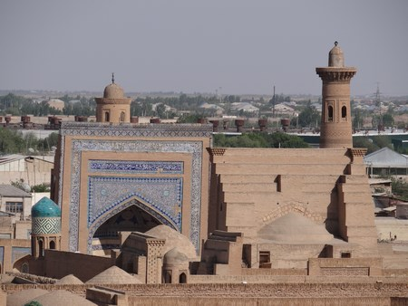 35. Medrasa in Khiva