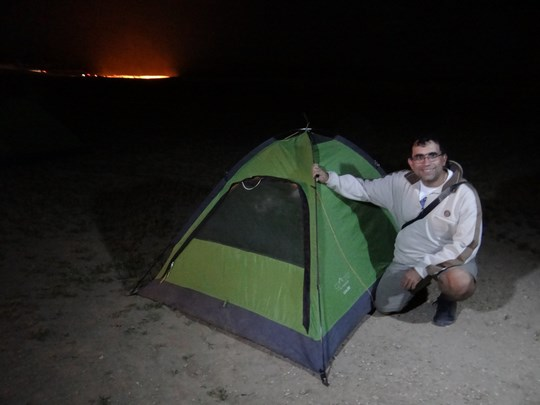 02. Camping Hell's Gate