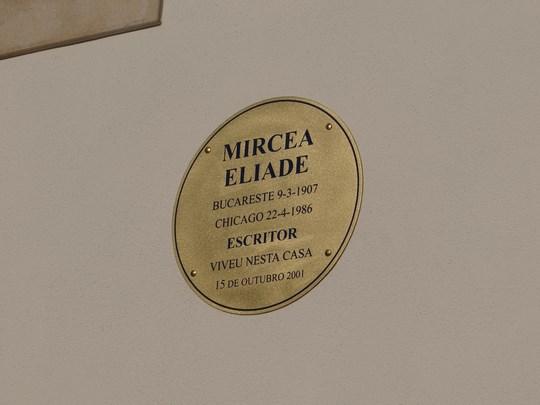 04. Placa Mircea Eliade