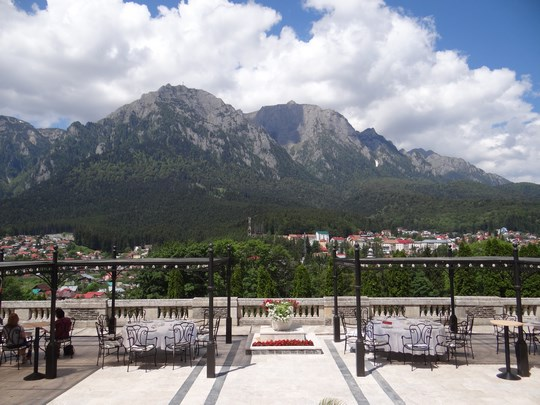07. Panorama Bucegi