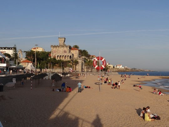 09. Plaja Estoril