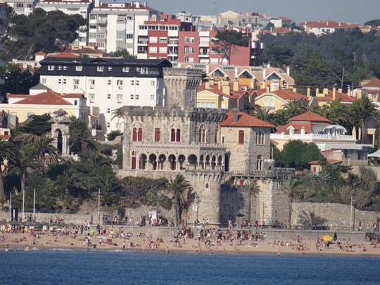 10, Castelul Estoril