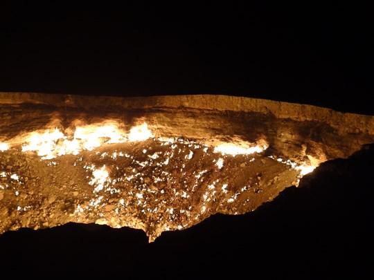 10. Crater in flacari
