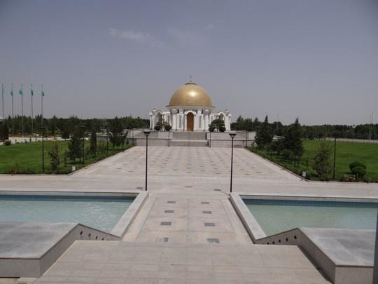 10. Mausoleu Kipchak