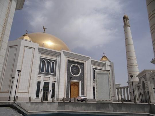 12. Moschee Kipchak