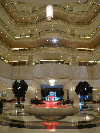 14. Interior Hotel Sofitel