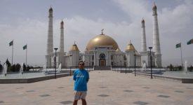 14. Moscheea Turkmenbashi