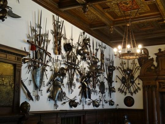 20. Sala Armelor - Peles