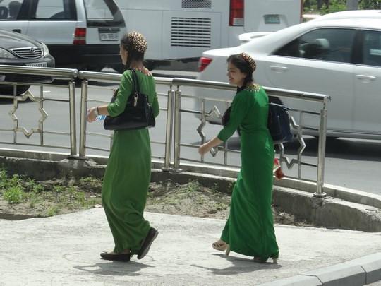 21. Eleve Turkmenistan