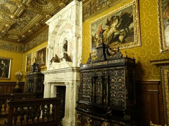 21. Sala Florentina - Peles