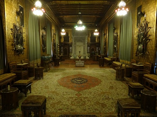 22. Sala Orientala - Peles