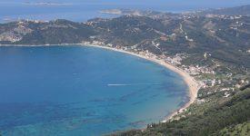 Plaja Corfu