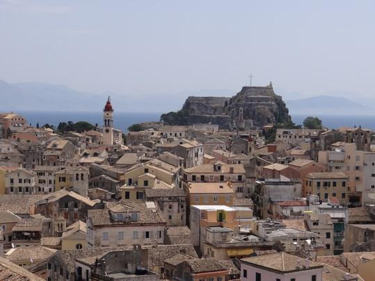 01, Corfu City