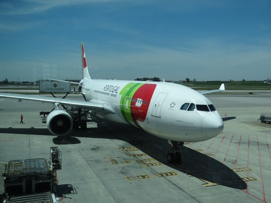 01. TAP La Lisabona