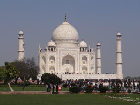 01. Taj Mahal - India
