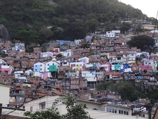 02. Favela Santa Marta - Rio de Janeiro