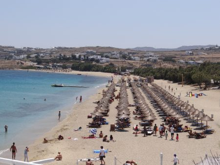 02. Plaja Mykonos