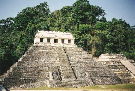 02. Templul Inscriptiilor - Palenque