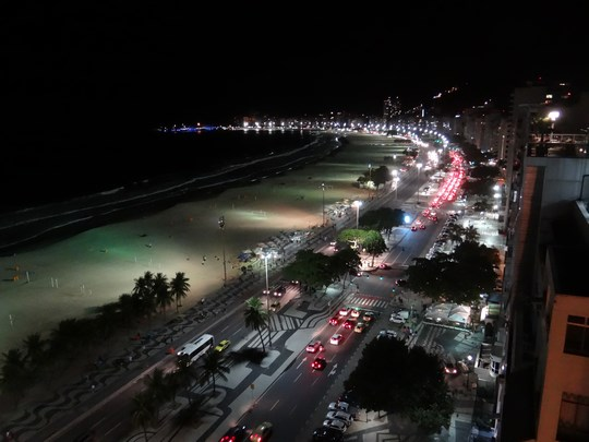 03. Copacabana by night