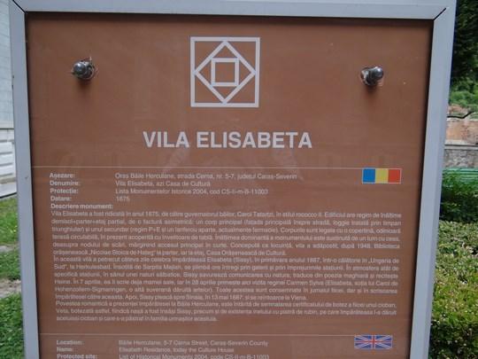 05, Vila Elisabeta - Baile Herculane