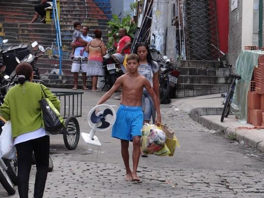 05. Copil de favela