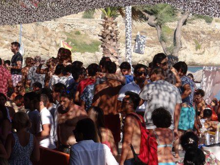 05. Paradise Beach - Mykonos
