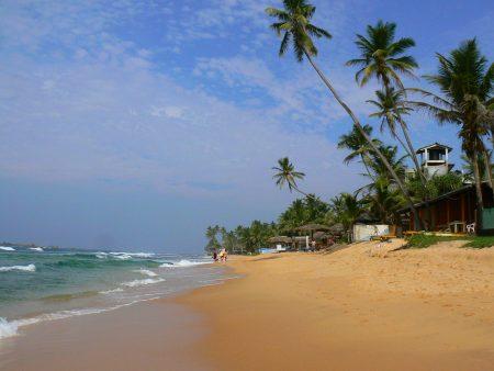 06. Plaja Hikkaduwa - Sri Lanka