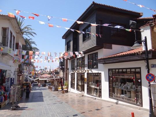 07. Antalya veche