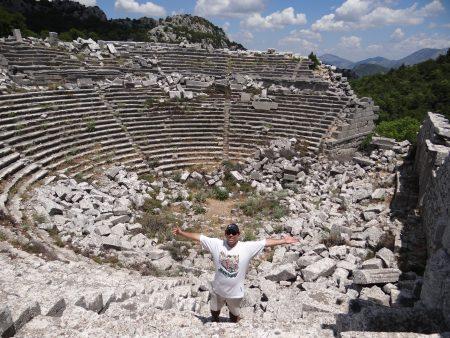 08. Teatru Termessos Antalya