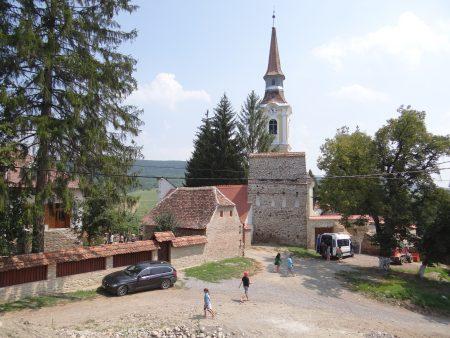 09. Biserica evanghelica din Crit