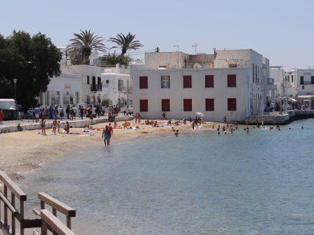 09. Plaja Mykonos City