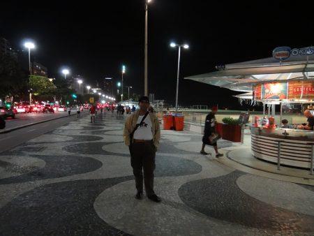 10, Copacabana noaptea