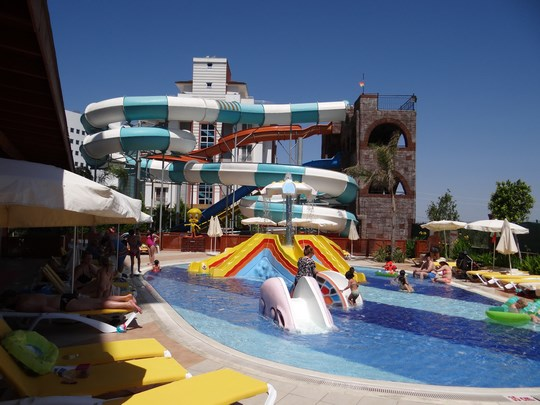 10. Waterpark Antalya