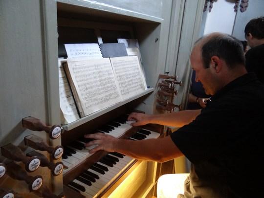 11. Concert orga