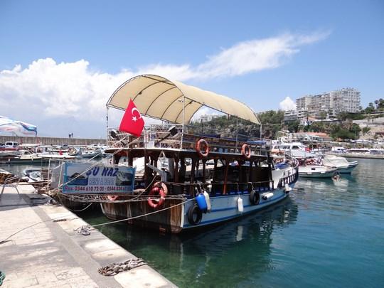 11. Croaziera Antalya