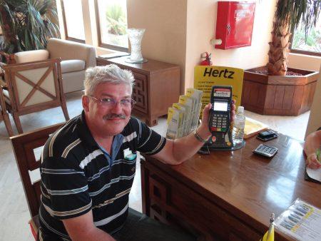 11. Rent a car in Crete