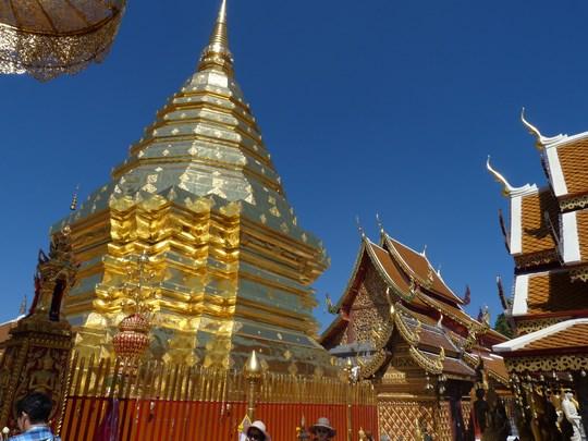 11. Templu din Chiang Mai