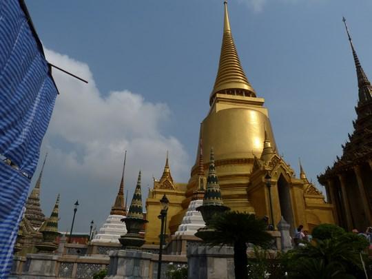 12. Palatul regal - Bangkok