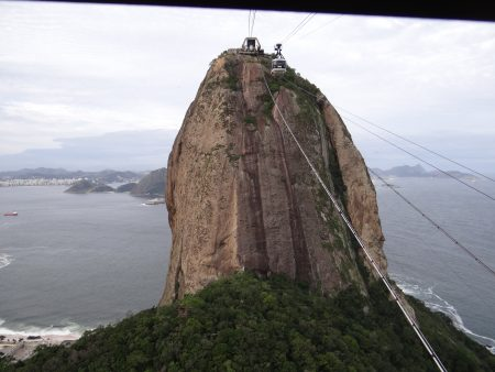 13. Pao de Acucar - Rio, Brazilia