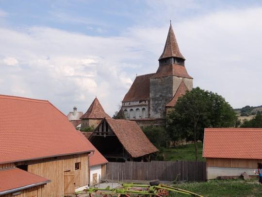 14. Biserica fortificata - Roades