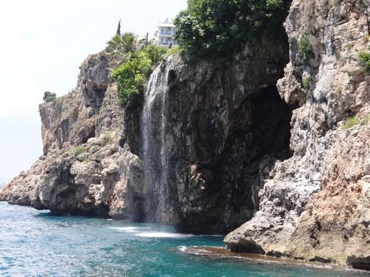 14. Cascada Antalya