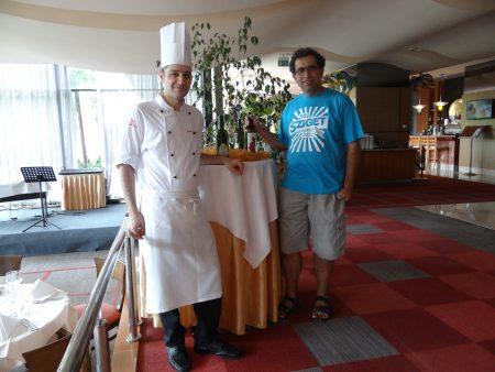 15. Chef Joseph