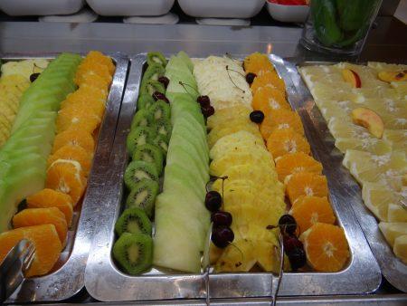 15. Micul dejun cu fructe