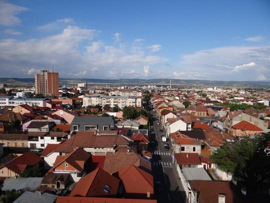 15. Panorama Turnu Severin
