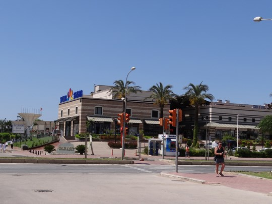 16. Mall in Lara, Antalya