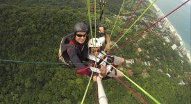16. Paraglide In Rio De Janeiro