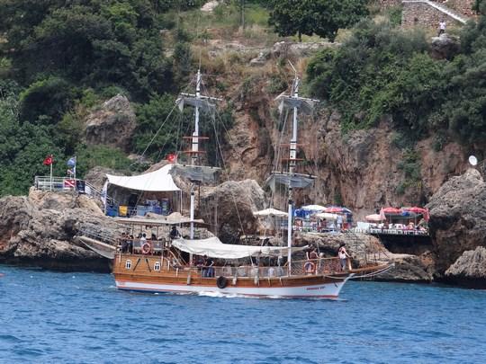17. Corabii turcesti