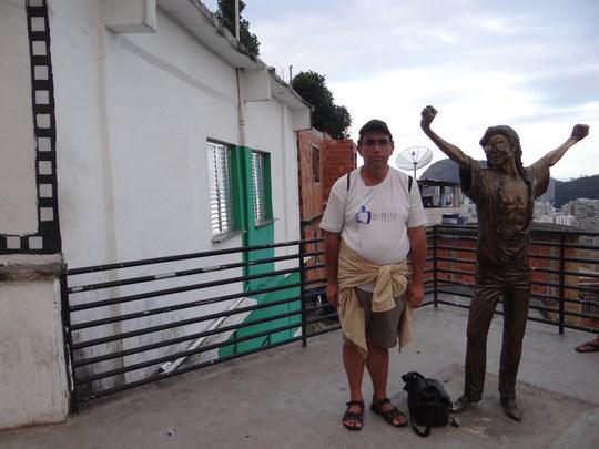 21. Statuie Michael Jackson